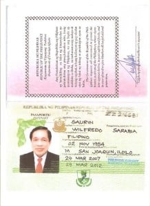 Wilfredo-Sarabia-Saurin-DOB-02NOV54-Philippines-passport-wil1