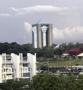 Бен Фулфорд 30 декабря 2019 года - Освобождение человечества от сатанинского западного правящего класса возможно в 2020 году Brunei-central-bank-277x300