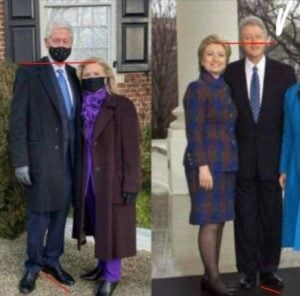 FULL (of it) Benjamin bla bla blah Fulford... 04/05/2021 - Khazarian Mafia Running Biden Psy-ops Out of Switzerland Hillary-and-bill-300x296